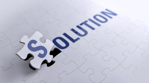 課題解決 環境ソリューション 処理フロー