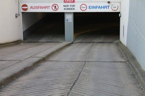 立体 地下 駐車場 発泡試験 泡消火薬剤 処理
